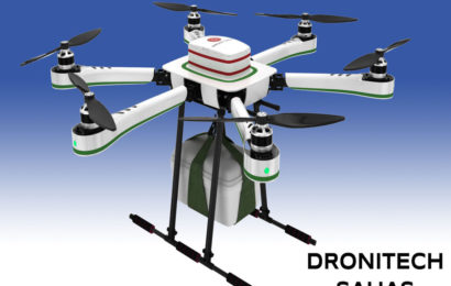 Delivery Drone SAHAS