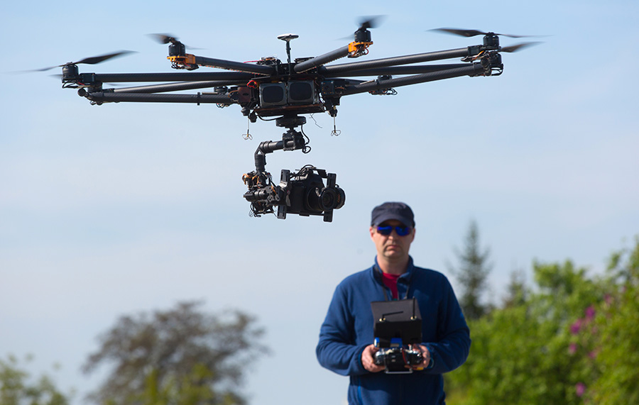 Aerial Cinematography Course