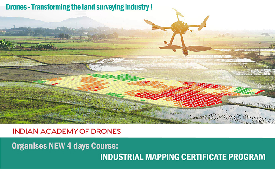 Industrial Drone Training