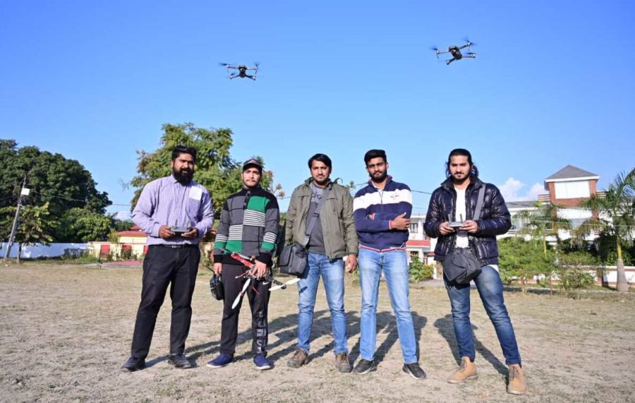 Masterclass in Drone Technology
